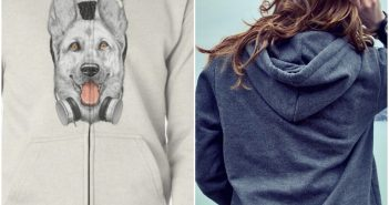 Most Popular German Shepherd Hoodies For Women, Men & Kids (Black, White & Other Colors)