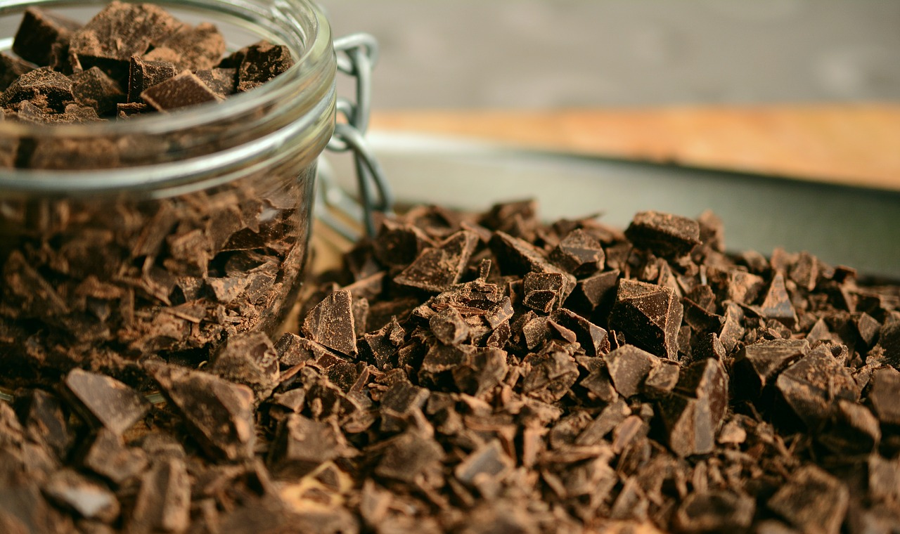 Safe Chocolate: Carob Chocolate For Dogs