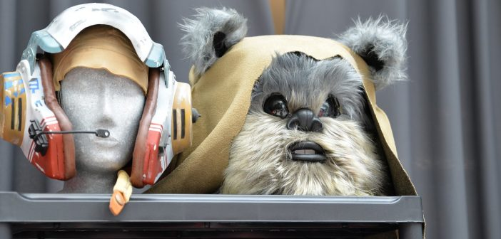 Star Wars Dog Costumes: Chewbacca, Ewok, AT-AT, Jedi Robe + More