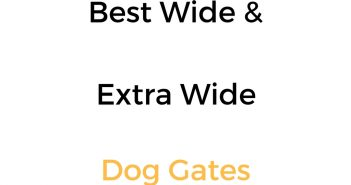 Best Wide & Extra Wide Dog Gates: Reviews & Buyer's Guide