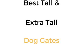 Best Tall & Extra Tall Dog Gates: Reviews & Buyer's Guide