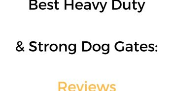 Best Heavy Duty & Strong Dog Gate: Review & Buyer's Guide