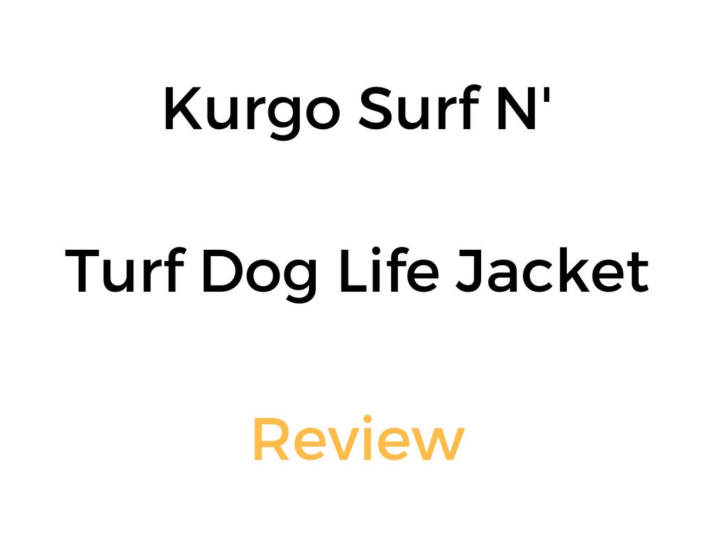 Kurgo Dog Life Vest Review
