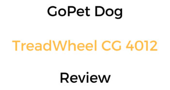 GoPet TreadWheel (For Small Dogs) CG 4012: Review & Buyer's Guide