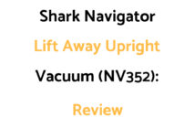 Shark Navigator Lift Away Upright Vacuum (NV352): Review