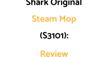 Shark Original Steam Mop (S3101): Review
