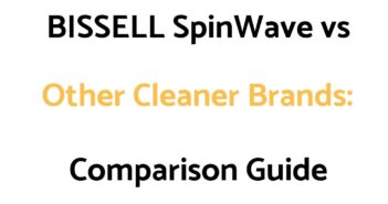 BISSELL SpinWave vs Shark vs Karcher vs Swiffer vs HOOVER FloorMate vs Gladwell: Comparison
